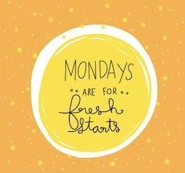 Happy Monday :-)